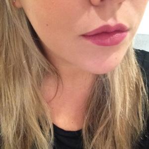 Lip Swatch - Capricious